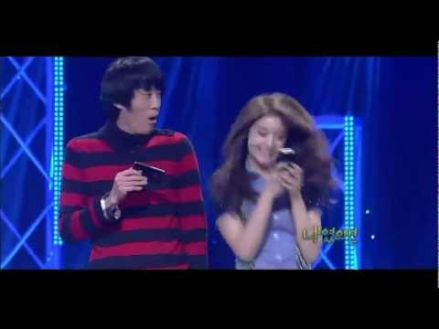 Jiyeon T-ara Cute sexy dance cut gag concert HD - YouTube.flv |