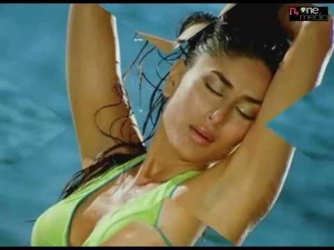 Bollywood Sexy Actress Kareena Kapoor Hot Bikini Video | PopScreen